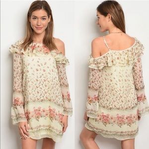 New Arrival! NWT Pretty Floral Dress Various Sizes